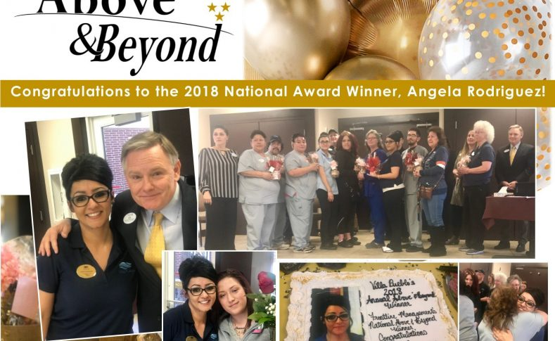 2018 above and beyond national winner